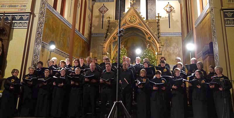 Concert de no l 2013 ittre for Baladin du miroir